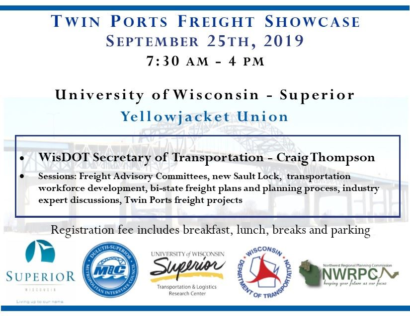 Future of Freight Transportation in the Twin Ports